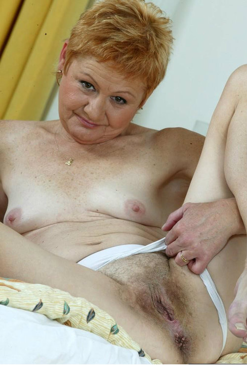 Raquel a kinky granny loaded her mouth with young semen