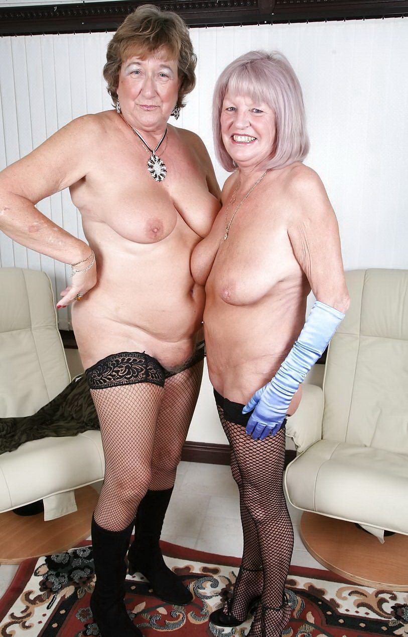 Tanya a granny widdow together with her siwnger girlfriend marta they are 140 years old