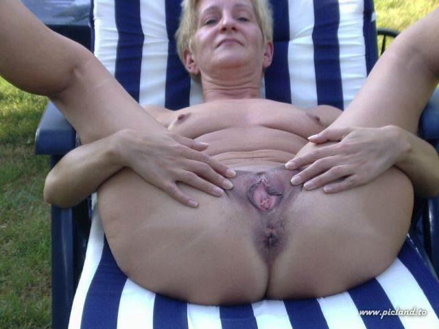 lusty granny is not shy to do intense