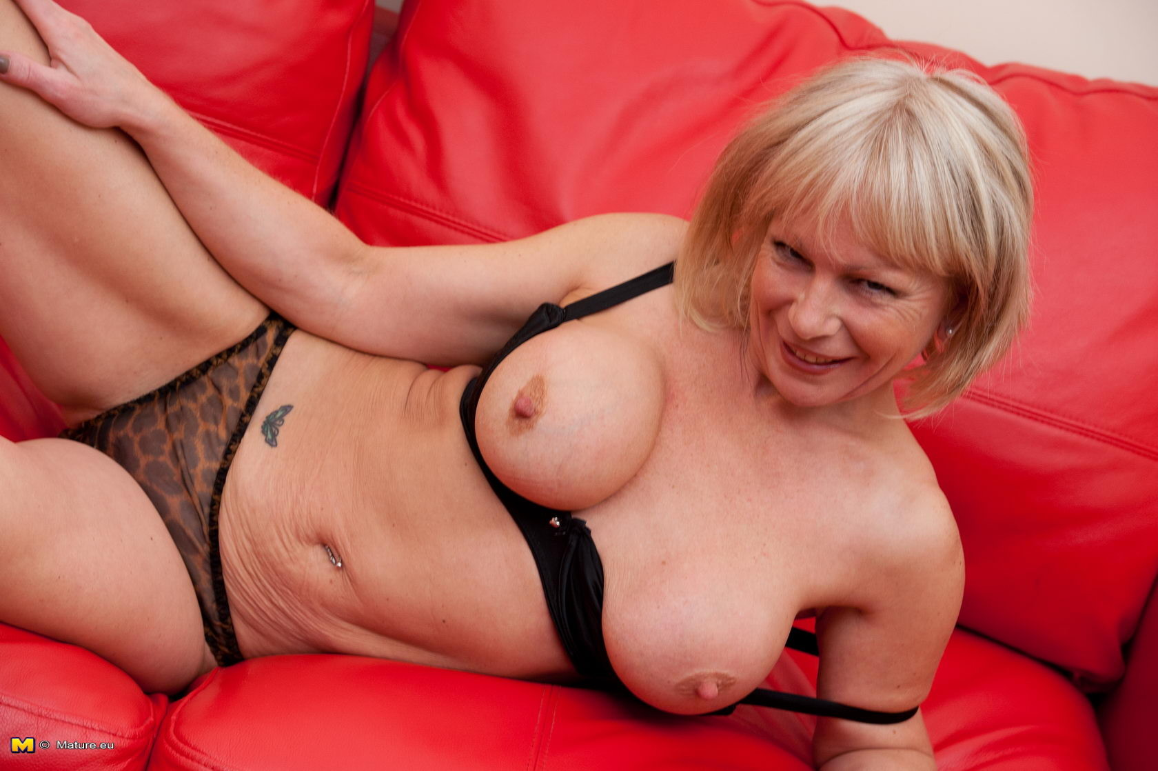 lusty granny has a huge interest to give controlled