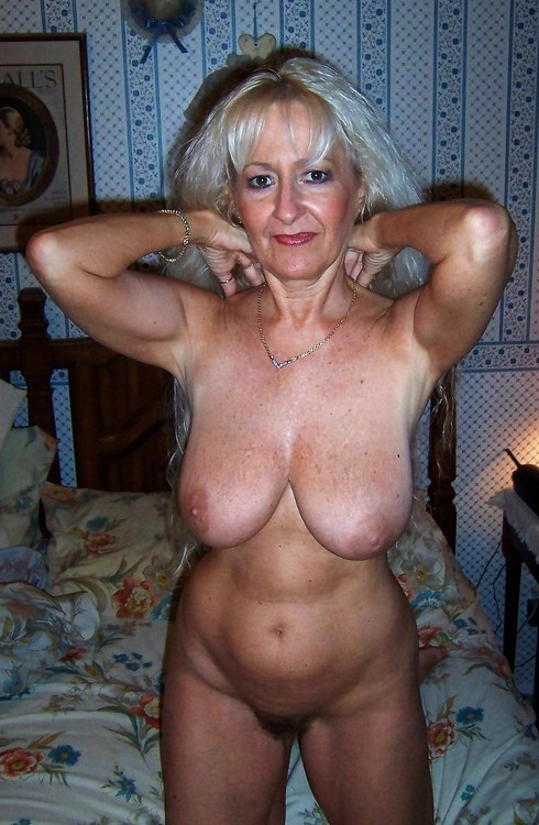 Grannies who like anal