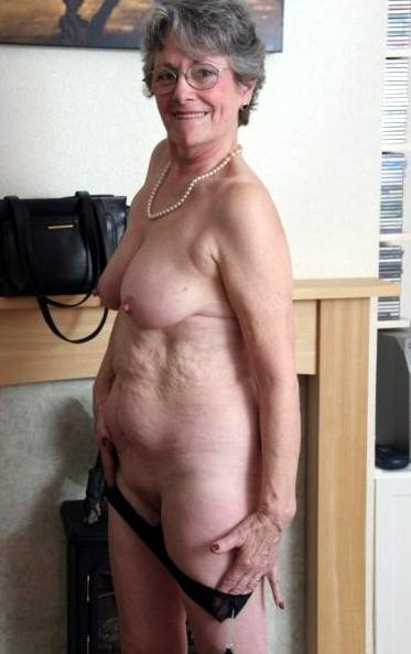 Cynthia a 76 old attractive BIG TITTED GRANNY a sexy mature fuckdoll with hard beautyfull tits