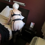 old granny pussy exploited in hotel room #3