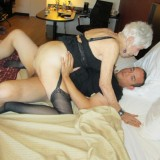 old granny pussy exploited in hotel room #4