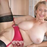 big granny tits  #3