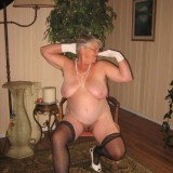 over 70 years old but never old enough to get fucked in her pussy and ass #2
