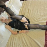 old granny pussy exploited in hotel room #6