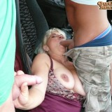 drive by blowjob by granny  #8