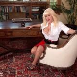 Tori Karsin a mature secretary  #9
