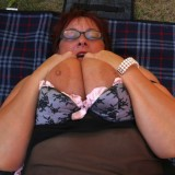 granny bbw masturbation with mikaela #1