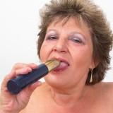 lonley granny orgasm #3