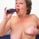 lonley granny orgasm #1