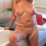 leaked naked selfies of sloppy granny #5