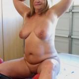 leaked naked selfies of sloppy granny #1