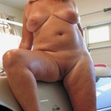 leaked naked selfies of sloppy granny #8