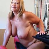 leaked naked selfies of sloppy granny #4