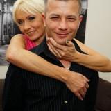 blonde skinny granny  #4