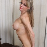 granny striptease pic series #3