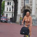 granny naked on bike #6_thumb