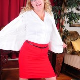 kinky granny striptease #7_thumb