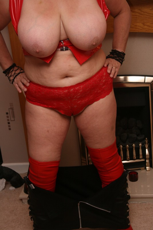 bbw granny from england #1