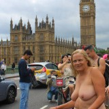 granny naked on bike #5_thumb