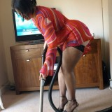 fatty granny wanking with hoover #7_thumb