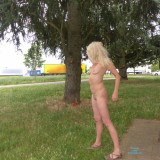 granny naked in public #8_thumb