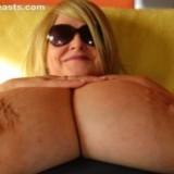 huge saggy granny boobies #5_thumb