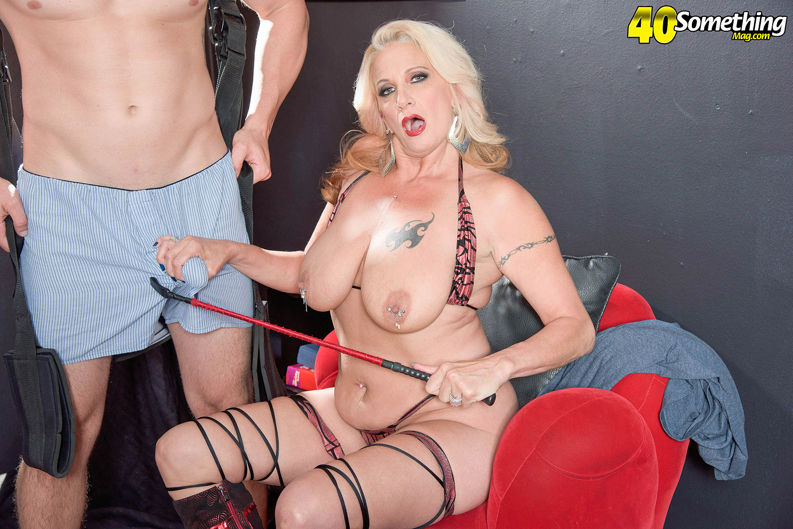Brooklynn Rayne granny domination #1