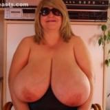 huge saggy granny boobies #6_thumb