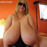 huge saggy granny boobies #9_thumb