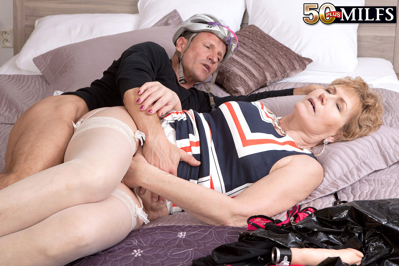 Helping Dildo Lady 115