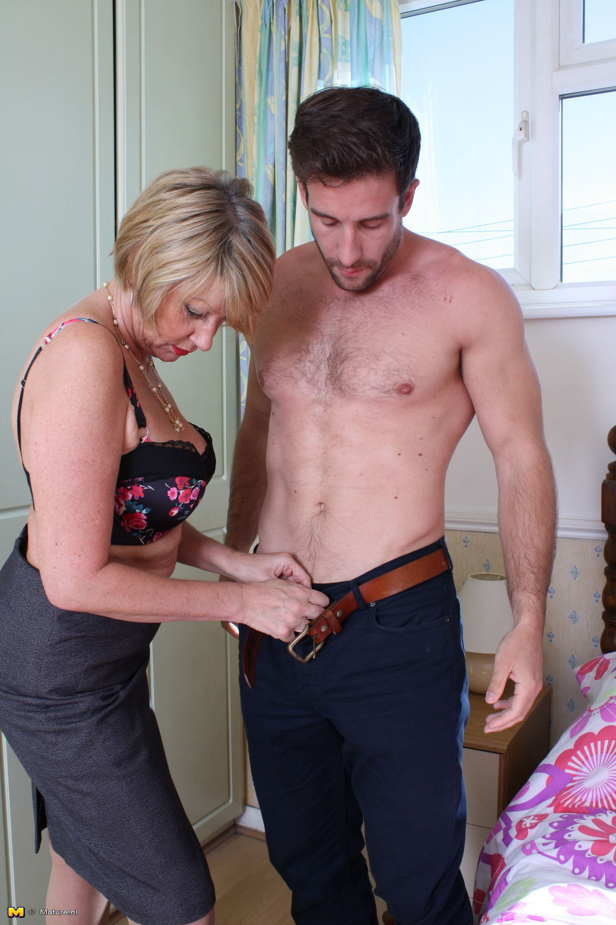 sex with young dude and grandmother #1
