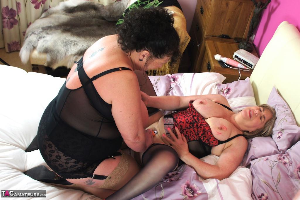 grandmoms orgasm #1