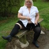 Bbw granny wet pissing panties #7_thumb