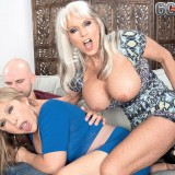 Sally D'Angelo and Luna Azul  #6_thumb