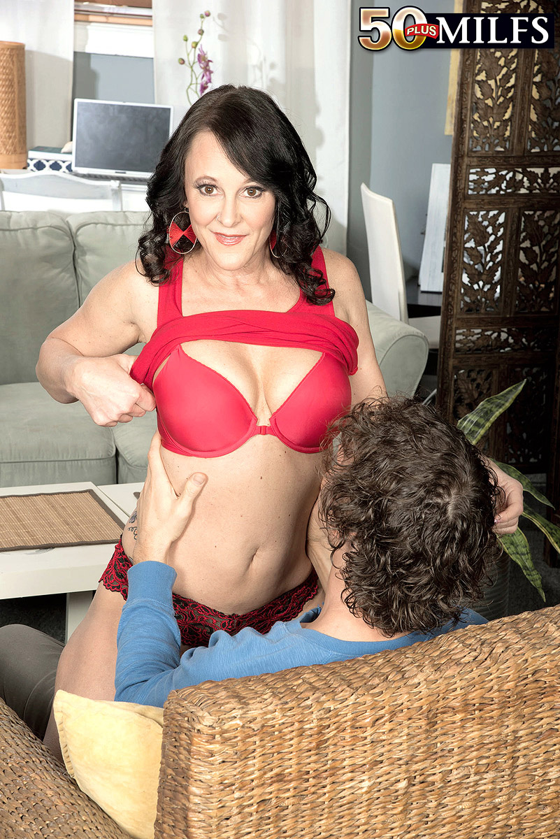 Lexi Ambrose blowing a  schoolboy #1