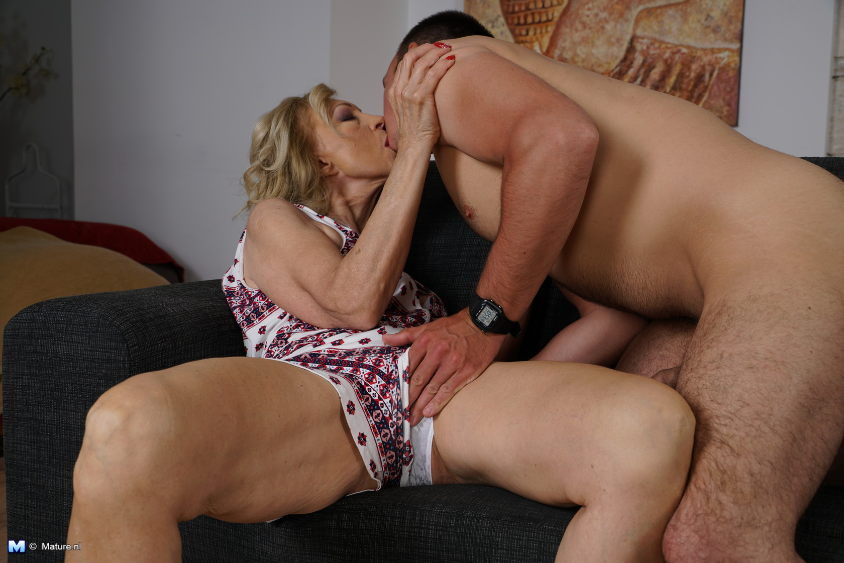 skinny cute granny martha  regulary meets with a young guy to bang anonymously