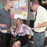 mature secretary amanda verhooks 50 plus #4_thumb