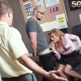mature secretary amanda verhooks 50 plus #6_thumb