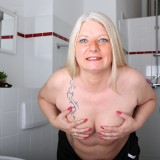 secret masturbation of 72 years old granny lisa #11_thumb