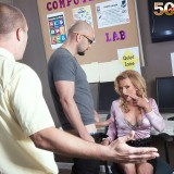 mature secretary amanda verhooks 50 plus #2_thumb