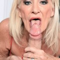 glamourous golden ageer leah offers her well shaped sexy mature body for a superb grannyfuck in this new gallery from 60plus
