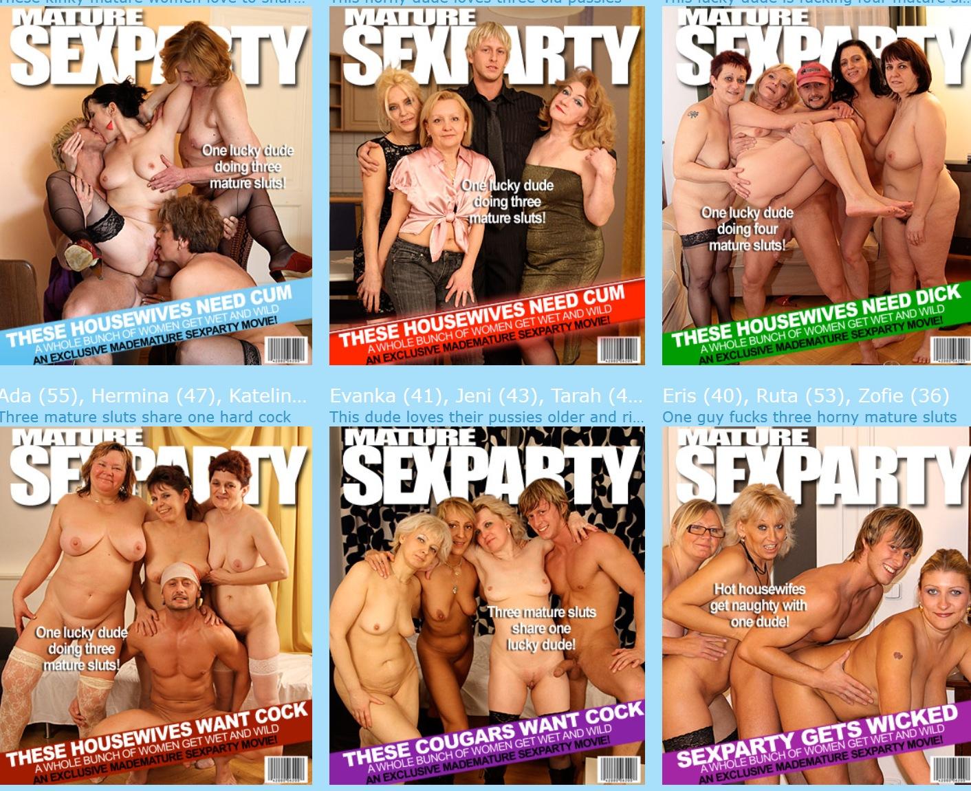 sexparty