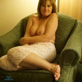 sexy old lady flashing naked in the hotel room and waiting for the roomservice #5_thumb