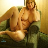 sexy old lady flashing naked in the hotel room and waiting for the roomservice #10_thumb