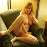 sexy old lady flashing naked in the hotel room and waiting for the roomservice #6_thumb