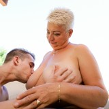 pure despair – horny young guy bangs 70years old granny near the pool #6_thumb