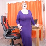 my busty ole office granny feels kinky today – bertha 59 begging for payroll raise #13_thumb
